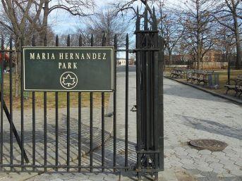 Photo: https://en.wikipedia.org/wiki/Maria_Hernandez_Park